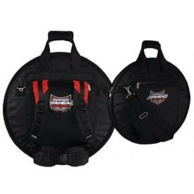 Ahead Armor Deluxe Silo Cymbal Bag with Ruck Straps-1469