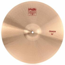 "Paiste 2002 16"" Medium Crash-0"