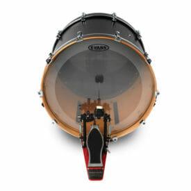 """Evans EQ4 Clear 16"""" Bass Drum Head"""