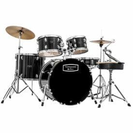 "Mapex Tornado Starter Drum Kit - 20"" Fusion Black"