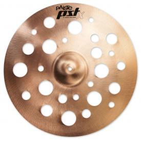 "Paiste PST X Swiss 18"" Thin Crash Cymbal PSTSWTCR18-0"