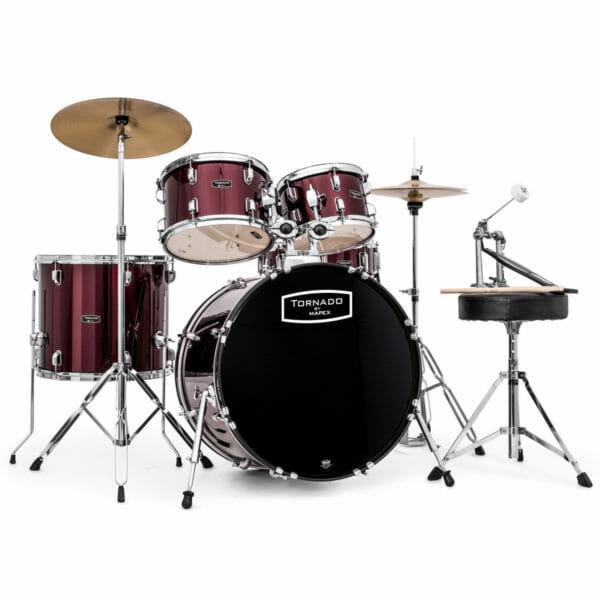 "Mapex Tornado Starter Drum Kit - 20"" Fusion Blue"