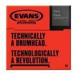 Evans G2 Clear Rock 10/12/16 Tom Head Pack-868