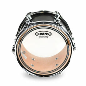Evans EC2 SST Clear 15 inch Tom Head-0