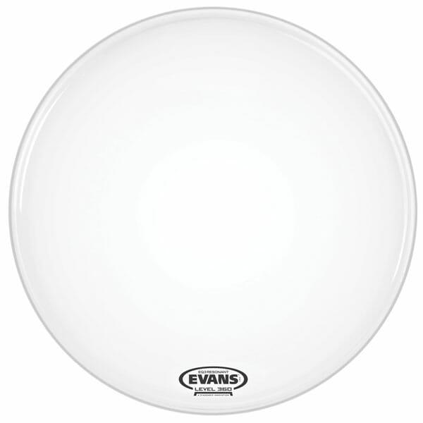 Evans EQ3 Smooth White 20 inch Bass Head-1035