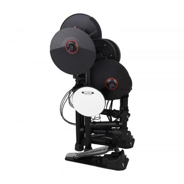 Carlsbro Compact Electronic Commander Drum Kit CSD130 - Free Headphones-2052