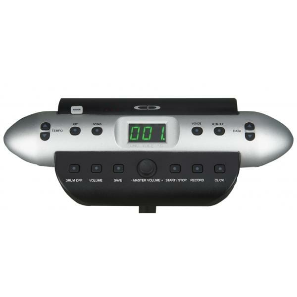 Carlsbro Compact Electronic Commander Drum Kit CSD130 - Free Headphones-2050