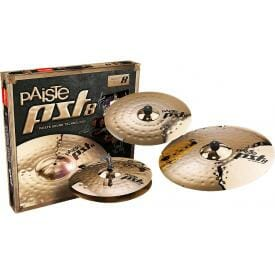Paiste PST8 Rock Box Set-0