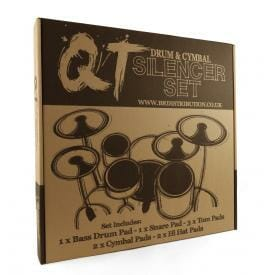 "QT Silencer Pad 22"" American Fusion Set (QTAF22)-1455"