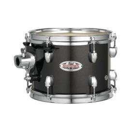 Pearl Midtown Series Portable Drum Kit Shell Pack-Black Gold Sparkle-2091