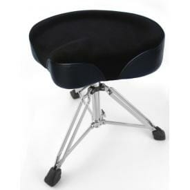 Cycle Seat Drum Throne -Black-0