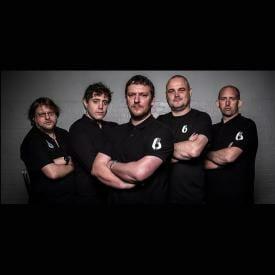 "British Drum Co.-Legend Club 20"" 3-Piece Shell Pack- Kensington Knight-2374"