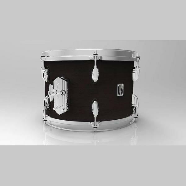 "British Drum Co.-Legend Club 20"" 3-Piece Shell Pack- Whitechapel-2371"