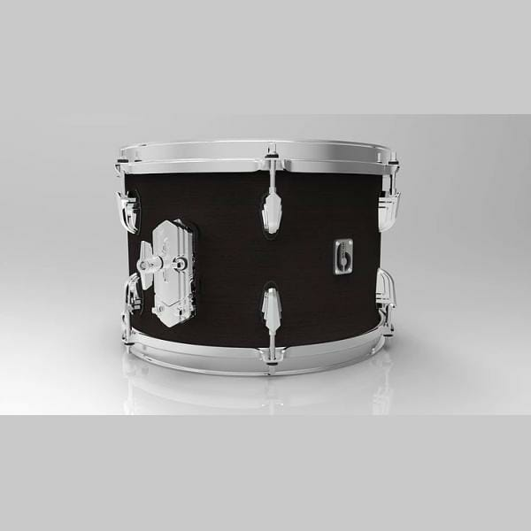 """British Drum Company-Legend Club 22"""" 3-Piece Shell Pack- Carnaby Slate-2269"""