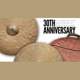 "Istanbul Agop 30th Anniversary - 15"" Hi Hat Cymbals-2554"