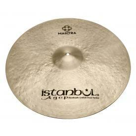 "Istanbul Agop Signature Series - Cindy Blackman Mantra 22"" Ride Cymbal-0"