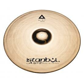 "Istanbul Agop Xist Brilliant 18"" Crash Cymbal-0"