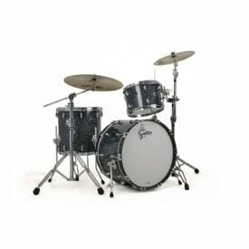 "Gretsch USA Brooklyn Shell Pack Deep Marine Black Pearl 13"" x 9"" TT / 16"" x 16"" FT / 22"" x 14"" BD"