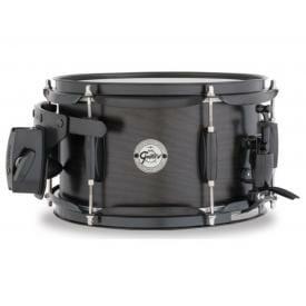Gretsch 10 x 6 Silver Series Snare Drum, Satin Ebony/Black HW