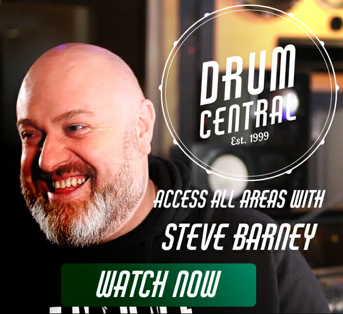 Access All Areas with Steve Barney, Watch now