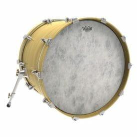 Remo Powerstroke Fiberskyn medium bass drum head