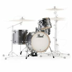 Pearl Midtown Series Portable Drum Kit Shell Pack - Grindstone Sparkle