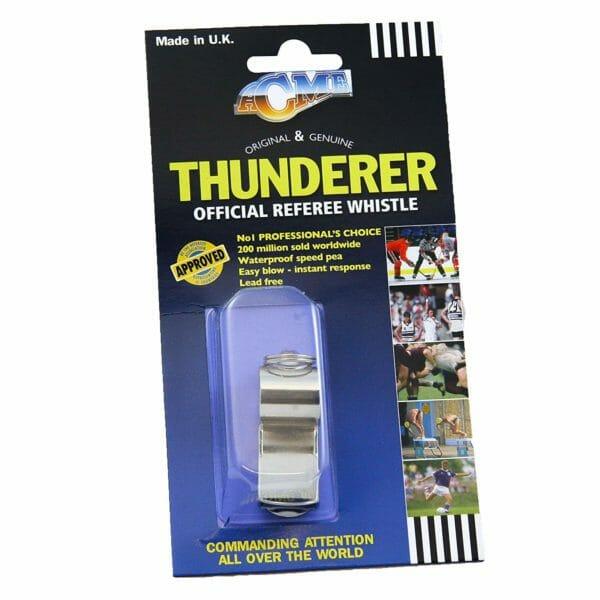 Acme Thunderer Referee Whistle