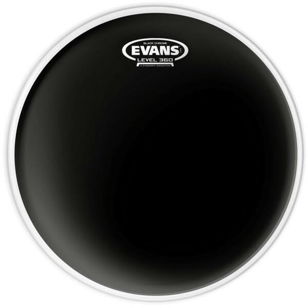 Black Chrome Tom Head Evans