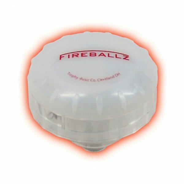 Fireballz radient red