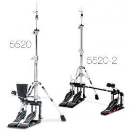 DWCP5520-2 - 5000 Series Auxiliary Hi-Hat Stands