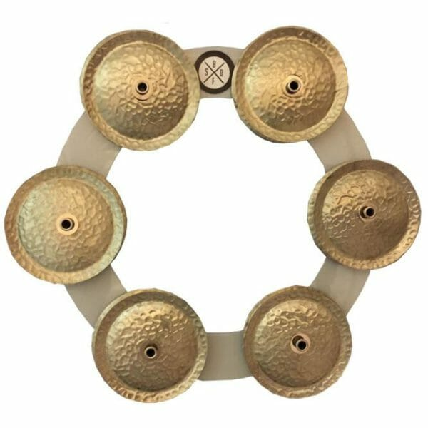 Big Fat Snare Drum - The Big Fat Bling Ring copper