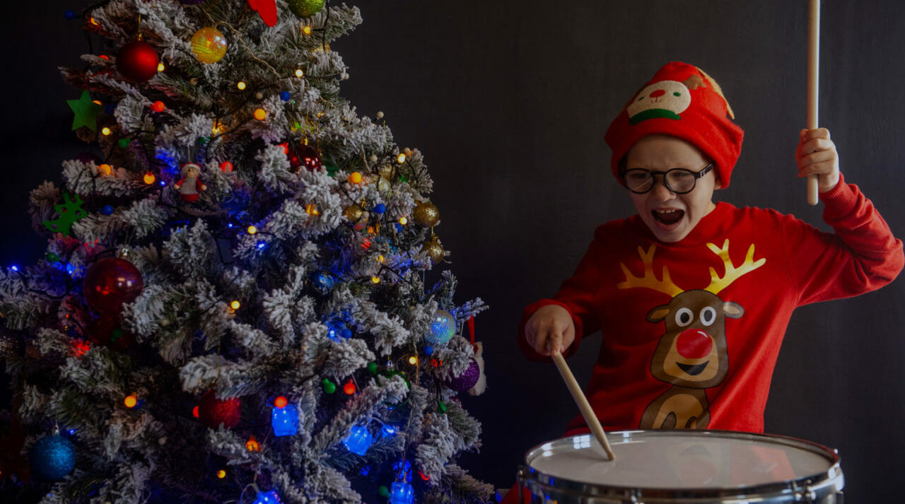 Christmas Gifts For Drummers Boy