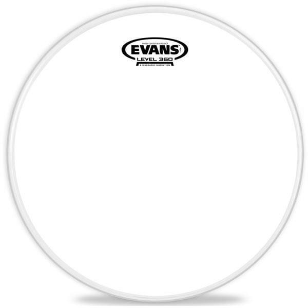 Evans Power Centre Reverse Dot 10 inch Snare Head