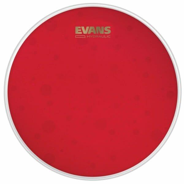 "Evans Hydraulic Red 18"" Tom Batter Head"