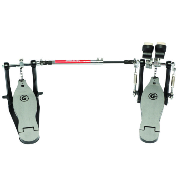 Gibraltar 4711SC-DB Single Chain CAM Drive Double Bass Drum Pedal