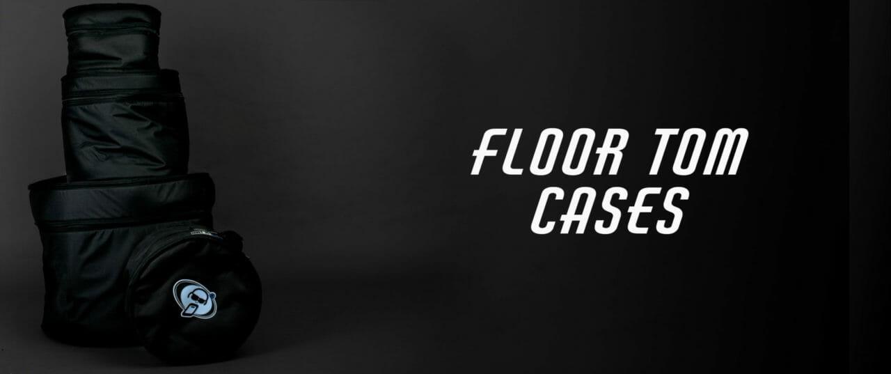 Floor Tom Cases