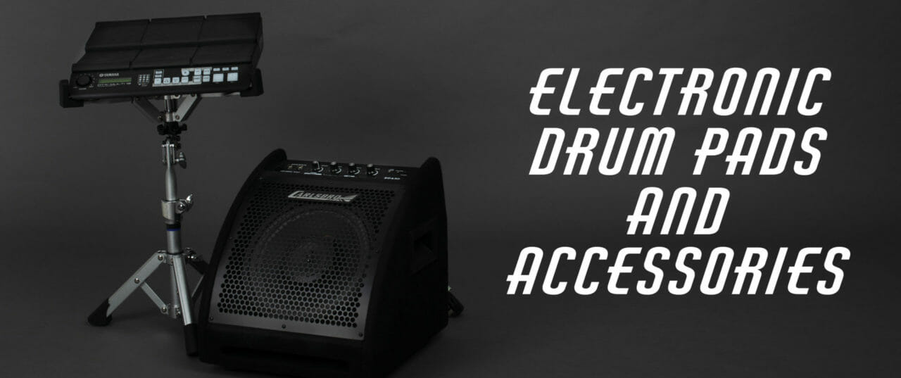 Electronic Drum Pads and Accessories