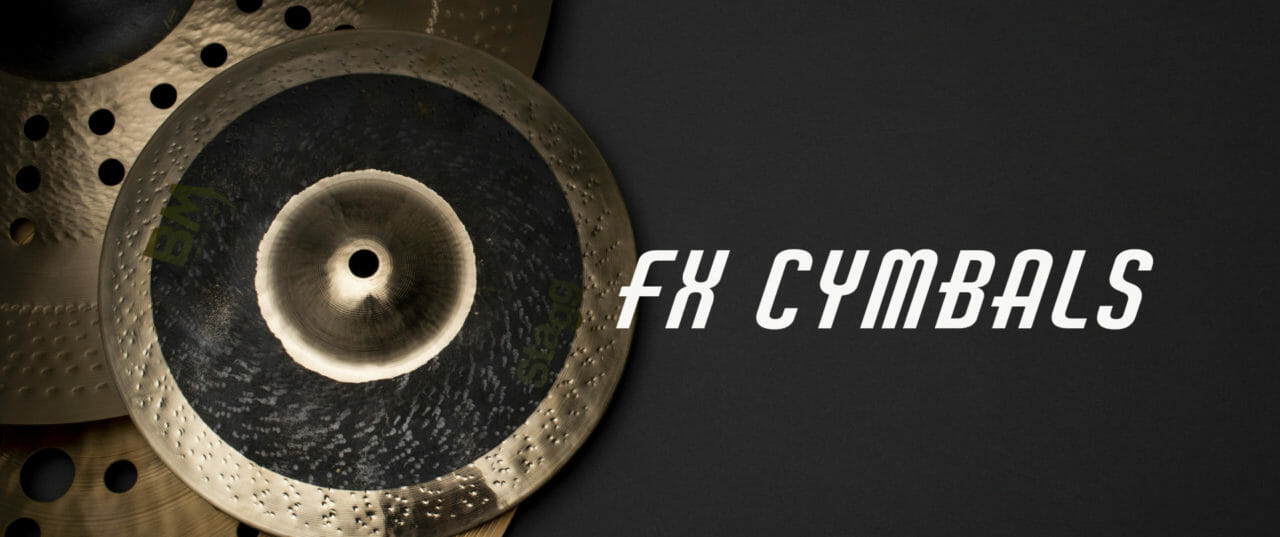 Splash/China/FX Cymbals