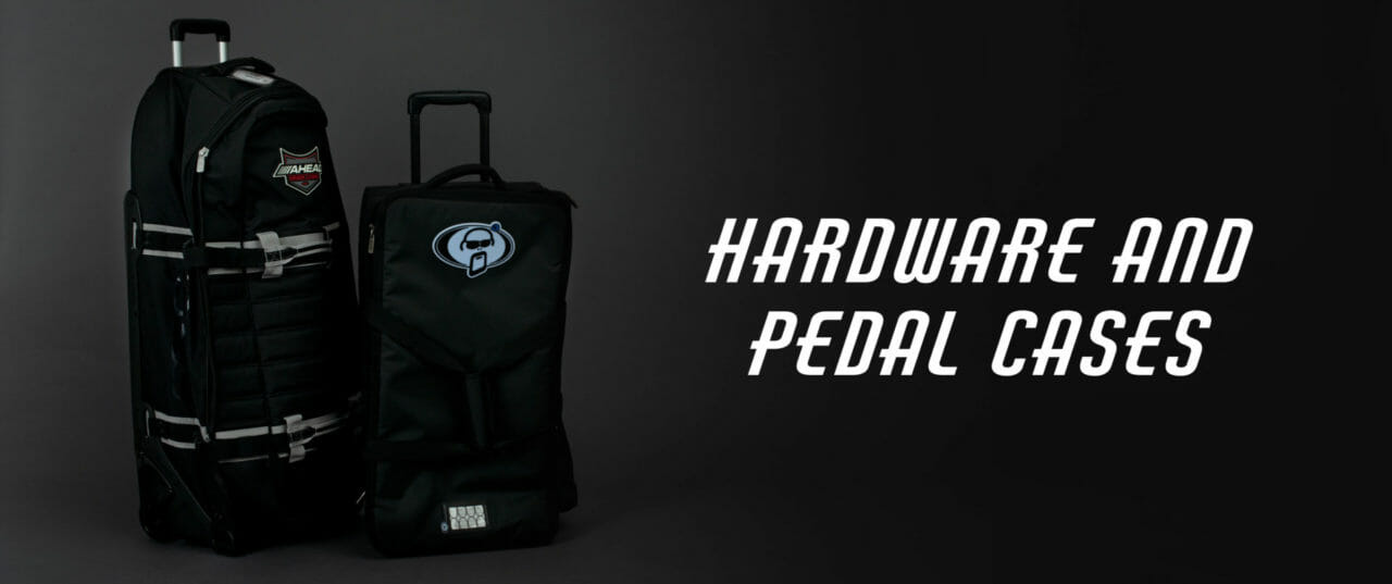 Hardware and Pedal Cases