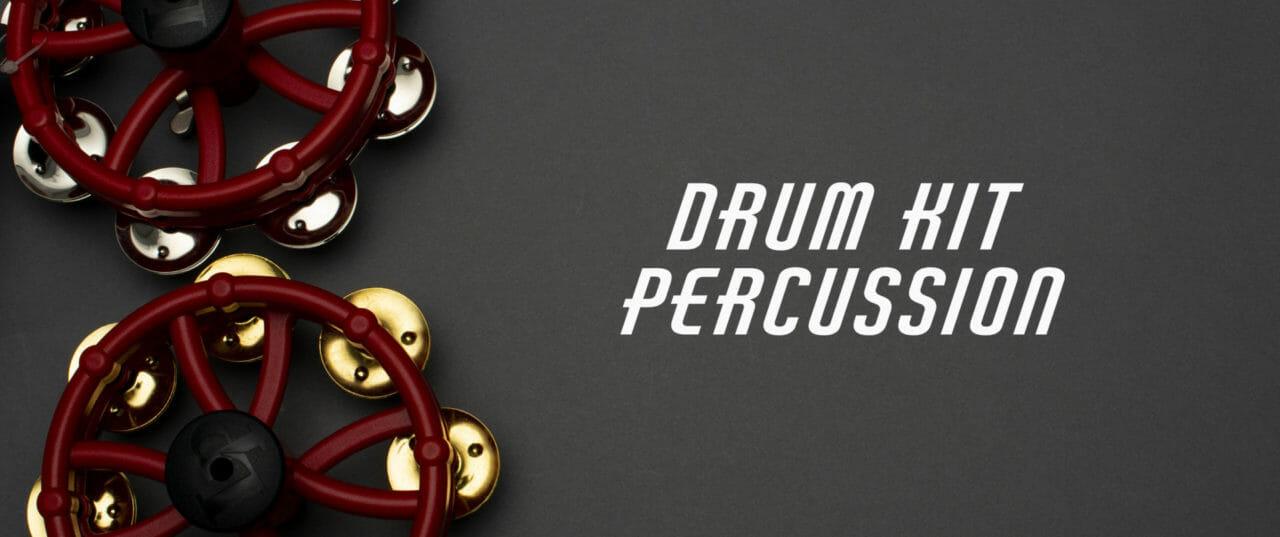 Drum Kit Percussion