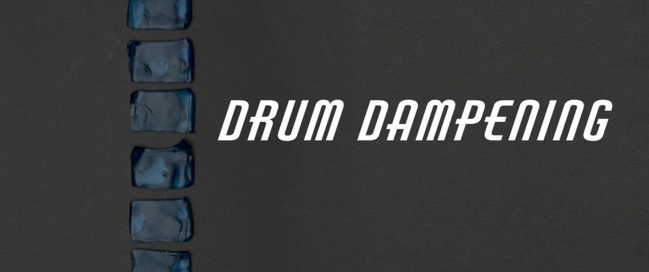 Drum Dampening