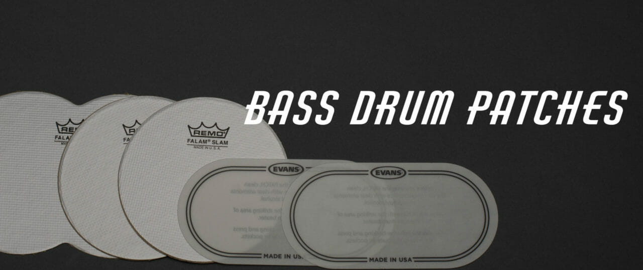 Bass Drum Patches
