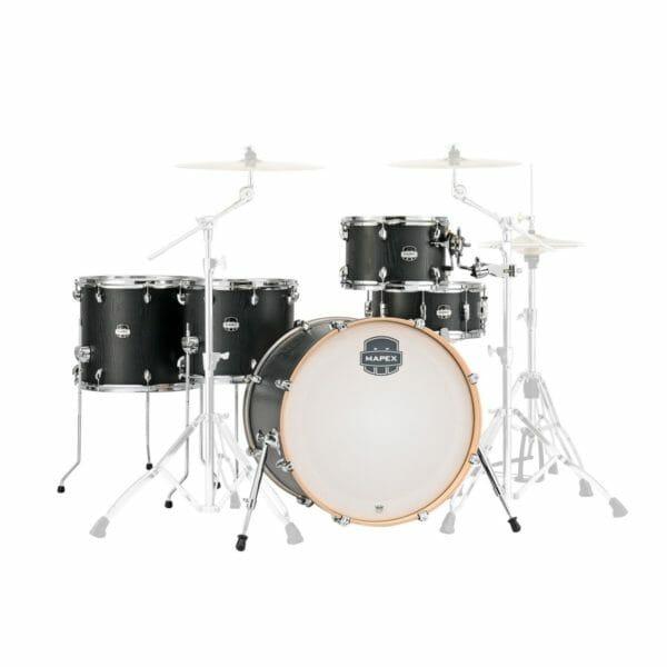 "Mapex Mars Retro Fusion Crossover 22"" Drum Kit"
