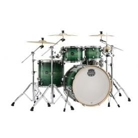 mapex ar529s armory rock 5 piece shell pack emerald