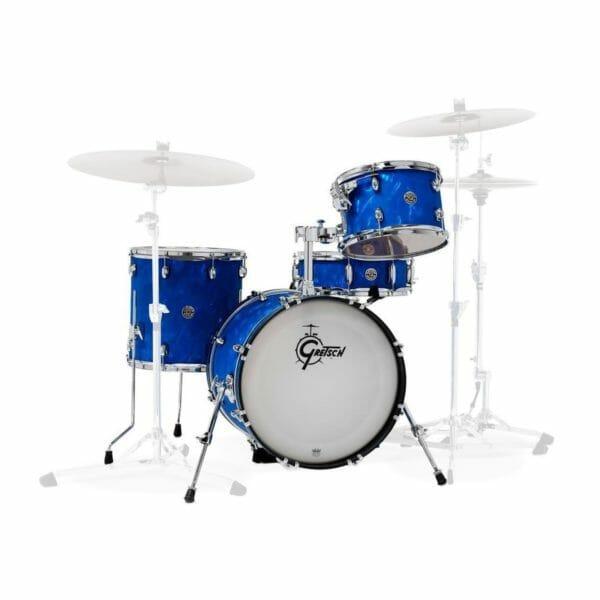 "Gretsch 18"" Catalina Club Blue Satin Flame"