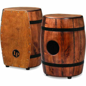 LP Stave Tumba Whiskey Barrel Cajon