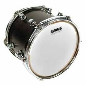 "Evans UV2 18"" Coated Tom Drum Head"