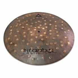 "Istanbul Agop Xist Dry Dark 20"" Flat Ride Cymbal"