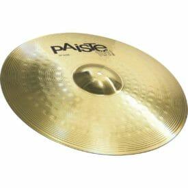 "Paiste 20"" 101 Brass Ride Cymbal"
