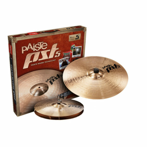 "Paiste PST5 N Essential 14/18"" Cymbal Set"